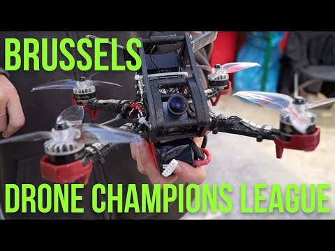 Drone Champions League - Brussels 2017