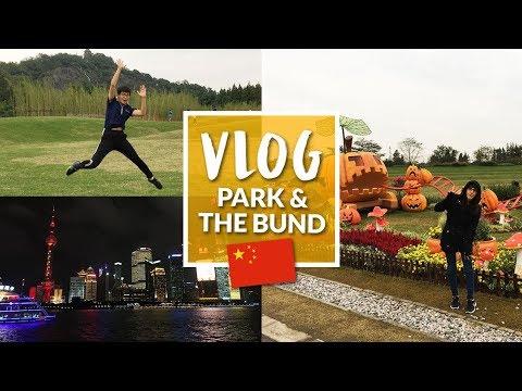 Vlog Parque Botánico en Shanghai + Caos y multitud de gente por el feriado nacional  (ENG SUBS)