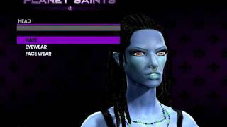 (FEMALE AVATAR) Saints Row: The Third - Character Creation [HD] DOWNLOAD LINK NOW IN DESCRIPTION