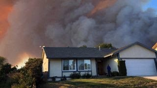 Thousand Oaks mayor on the California wildfires
