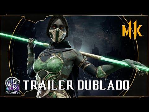 Mortal Kombat 11 - Jade (Trailer de Revelação Dublado PT-BR)