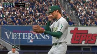 【ヤンキース】#39 VS オークランド・アスレチックス(Oakland Athletics)【MLB The Show 18】