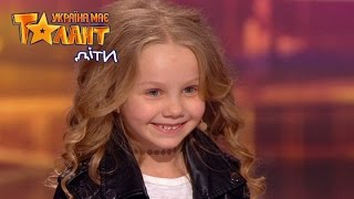 Cute speech by a little princess - Got Talent 2017