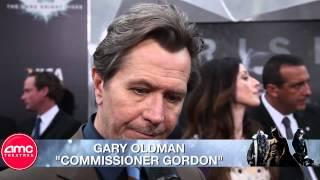 Dark Knight Rises Cast Talk With AMC At The World Premiere