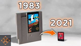 The Evolution Of Nintendo's Cartridges
