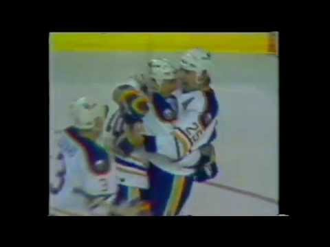 Dale Hawerchuk Goal vs. Chicago 3/8/91