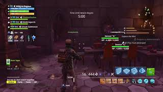 "FORTNITEMARES ""HEXSYLVANIA""EXPLORE THE MIST-SAVE THE WORLD"