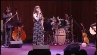 """Yume biyori"" Hitomi Shimatani Live crossoverⅤ 2011 Japan."