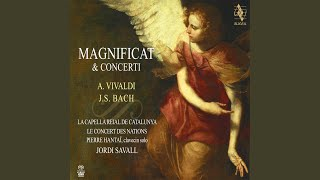 Magnificat en sol mineur, RV 610: IX. Gloria Patri