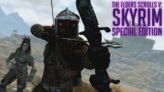 Кому нужен Skyrim: Special Edition + мнение о Steam Controller
