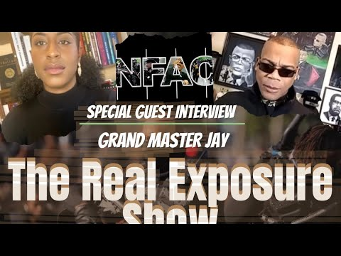 Grand Master Jay interview on The Real Exposure Show