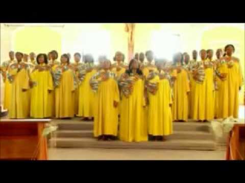 Seigneur tu nous as traités - Chorale St Charles LWANGA