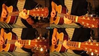 Кино - Группа крови (Кавер под гитару)