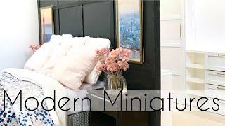 DIY:  2 Bedroom Miniature Apartment