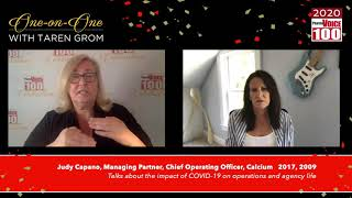 Judy Capano, Calcium – 2020 PharmaVOICE 100 Celebration
