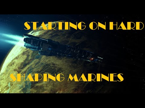 X Rebirth (v4.00) - Hard Start / Shaping Marines