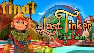 The Last Tinker: City of Colors - Walkthrough - Final Part 23 - Ending   Credits (PC) [HD]