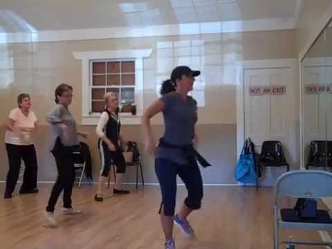 Senior Dance fit Theresa B Hot Hot Hot (formely zumba gold)