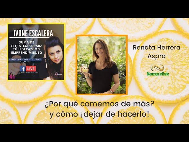 Entrevista de Ivone Escalera a Renata Herrera Aspra