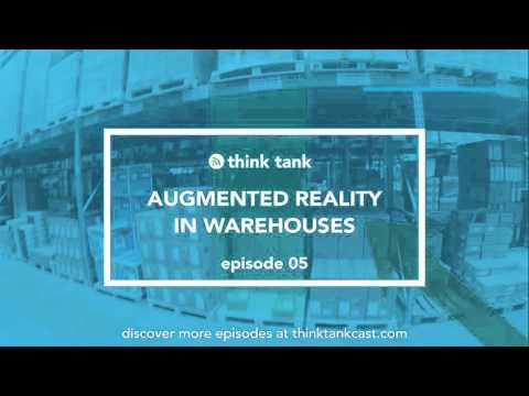 Ep.05 - Augmented Reality for Warehouses