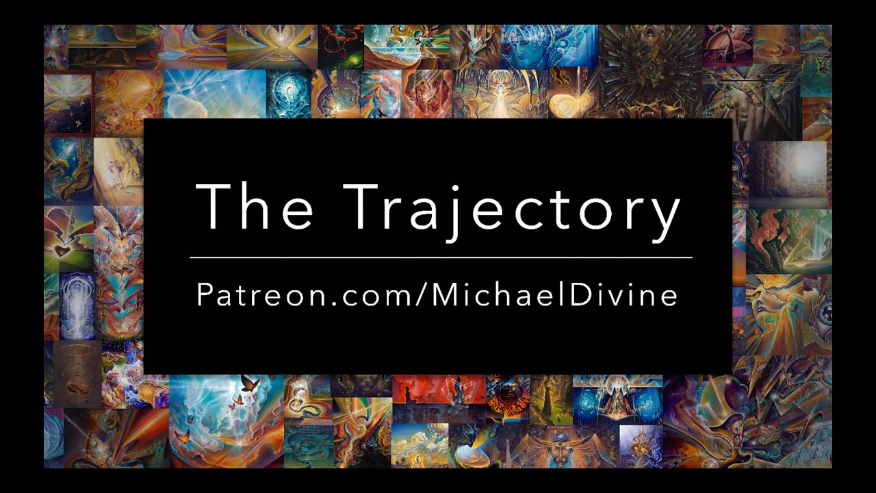 Michael Divine - TenThousandVisions is creating Art | Patreon