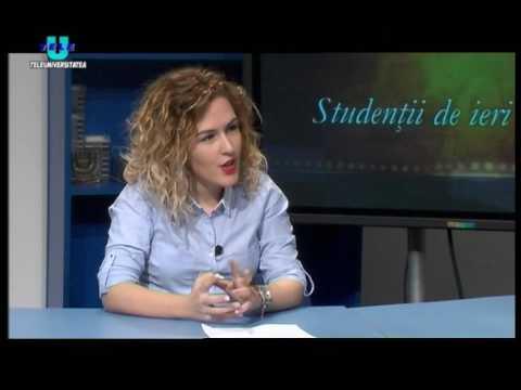 TeleU: Studentii de ieri - prof.univ.dr.ing Florin Alexa