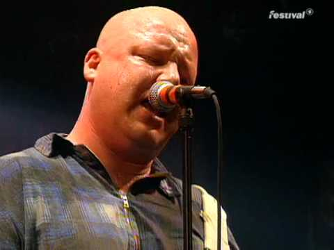 Frank Black - Men In Black (live)