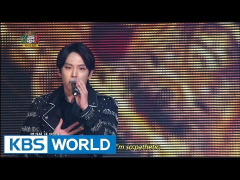 B.A.P - 1004 (Angel) / No Mercy [Music Bank HOT Stage / 2014.11.12]