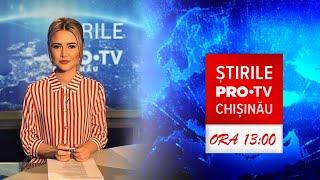 STIRILE PRO TV 22 IUNIE (ORA 13:00)