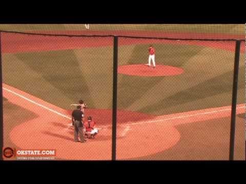 18 Oklahoma State vs. UALR  2011 Baseball Highlights