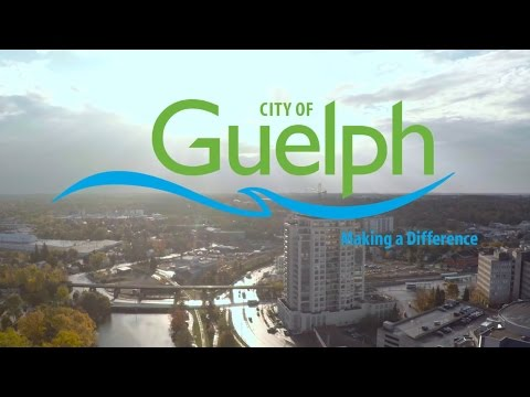 City Of Guelph Urban Design