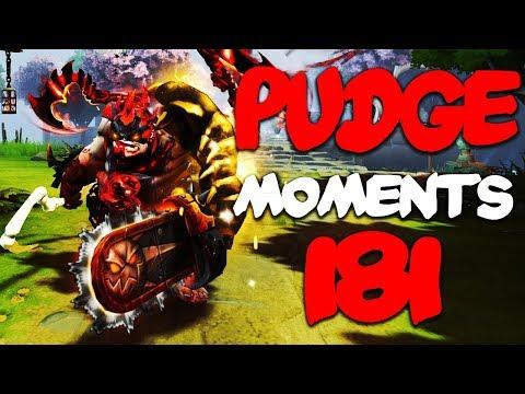 Dota 2 Pudge Moments Ep. 181 thumbnail