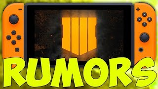 MORE MW2 Remastered Rumors + Black Ops 4 Switch Port?