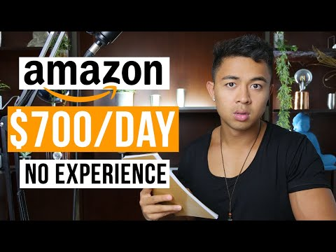 Download or watch: How To Make Money On Amazon In 2021 (For Beginners)