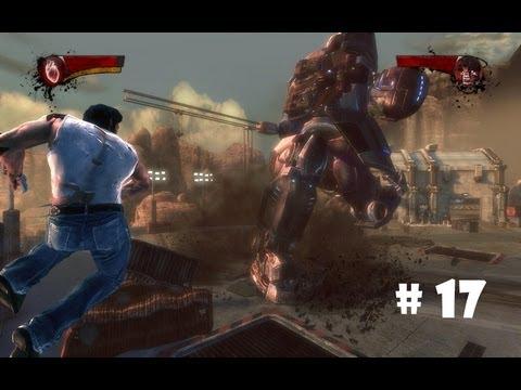 """Прохождение X-men Origins: Wolverine """"Убиваем стража"""" # 17"""