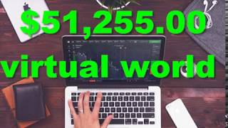 IQ Option- REAL ACCOUNT $51,255.00  Best ROBOT in Binary trading-ROBOT MACHINE 2017-