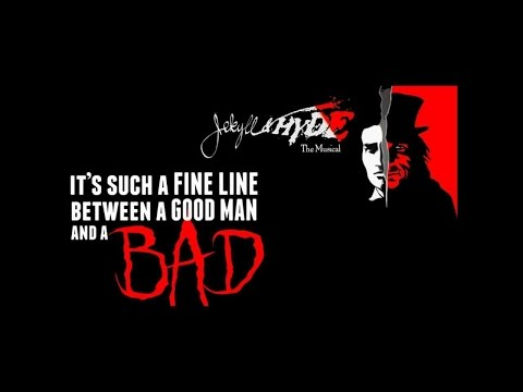 JEKYLL & HYDE - Dangerous Game (KARAOKE duet) - Instrumental with lyrics on screen