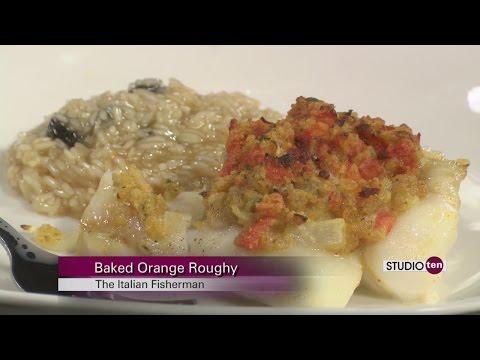 Studio 10: Baked Orange Roughy