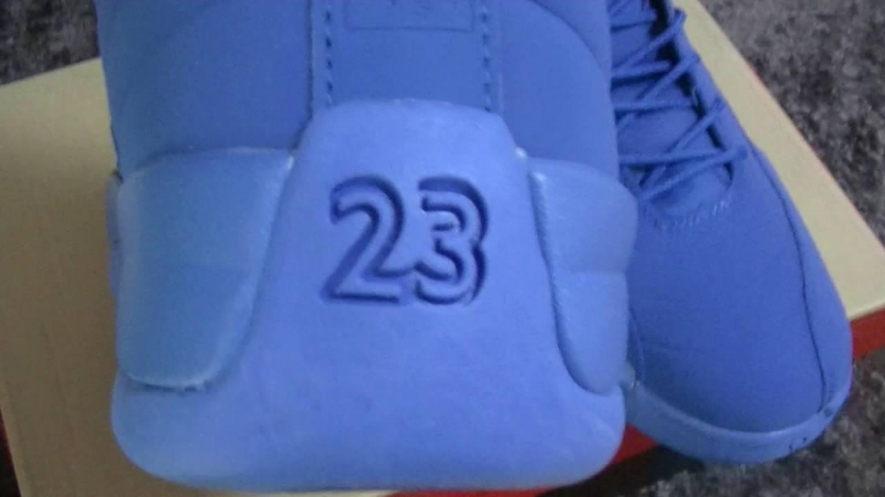 ce22971def0 High Quality Replica Air Jordan 12 Retro PSNY Royal Blue From  Kickssofire.com