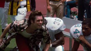 Ace Ventura: Pet Detective - Final Scene (Fighting With The Mascot)