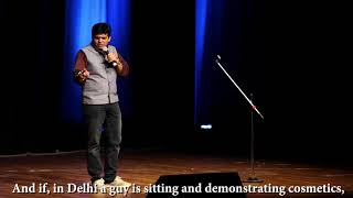 Dastaan-e-Shopping - Stand up Comedy by Amit Tandon