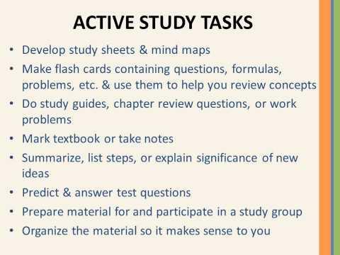 Research techniques test