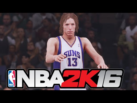 NBA 2K16 - 2005 Phoenix Suns vs 2006 Miami Heat Gameplay HD