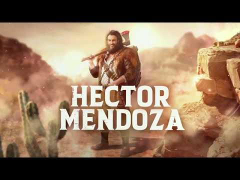Desperados Iii Hector Mendoza Trailer Youtube