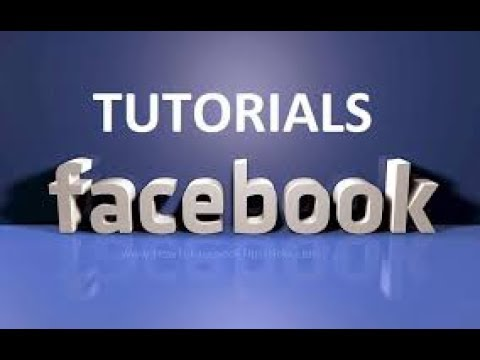 How to create a facebook account , Pages And Groups Tutorials - Rakesh Tech Solutions