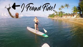 I Found the Drone! But, what about the footage? | Koh Samui Travel Vlog