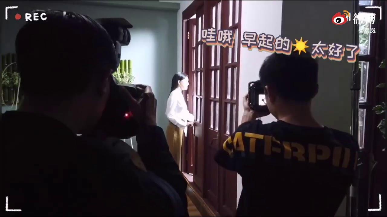 秦岚vlog 工作日的晚间护肤