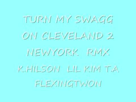 TURN MY SWAGG ON RMX KERI HILSON   LIL KIM...