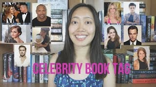 Celebrity Book Tag! Thumbnail