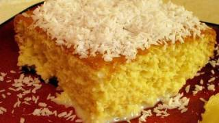 Tres Leches Cake - Ultimate Moist Cake Recipe - Cookingwithalia - Episode 68